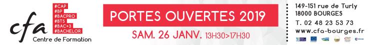CFA Bourges 2018