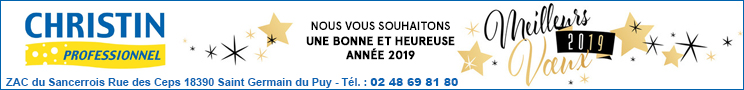 Christin Professionnel Bourges 2018