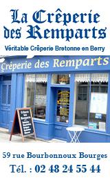 La Crêperie des Remparts Bourges 2019