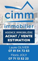 Cimm Immobilier Bourges 2019