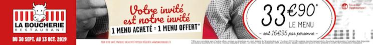 La Boucherie Restaurant Bourges 2019