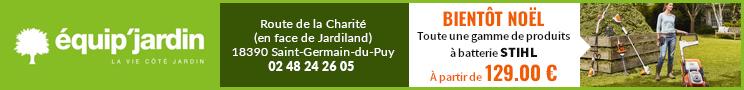 Equip'Jardin Bourges 2019