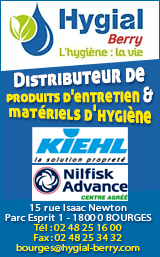Hygial Berry Bourges 2019