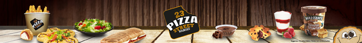 23 Pizza Street Bourges 2019