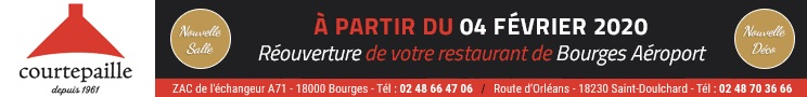 Restaurant Courtepaille Bourges Saint Doulchard 2019