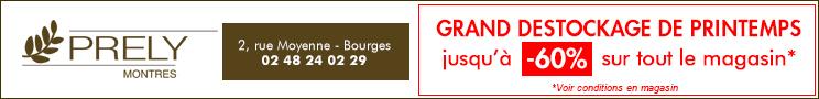 Prély Montres Bourges 2019
