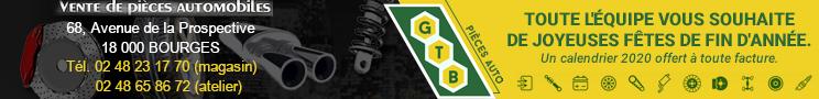 GTB Pièces Auto Bourges 2019