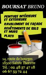 Boursat Peinture Bourges 2019
