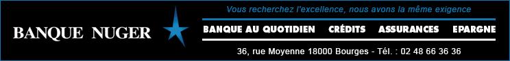 Banque Nuger Bourges 2019