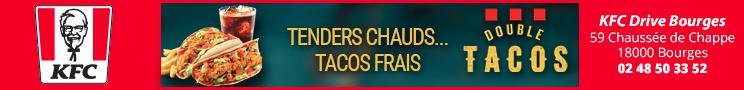 Restaurant KFC Bourges 2019