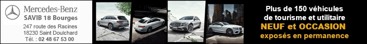 Savib Mercedes Bourges 2019