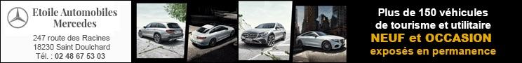 Etoile Automobile Mercedes Bourges 2019