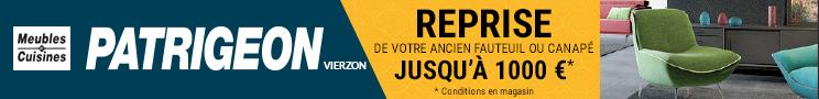 Cuisines et Meubles Patrigeon Vierzon Bourges 2019