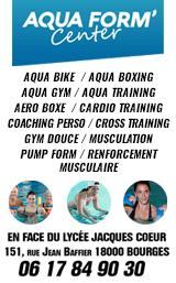 Aqua Form Center Bourges 2019