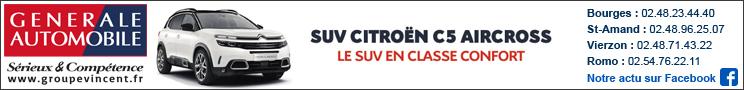 Générale Automobile Bourges 2019