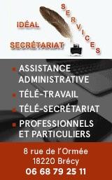 Idéal Secrétariat Services Bourges 2019
