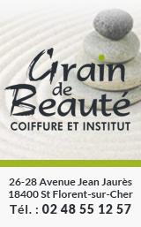 Grain de Beauté Bourges 2020