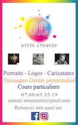 Artis Creatio Bourges 2020