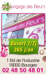 La Langage de Fleurs Bourges 2020