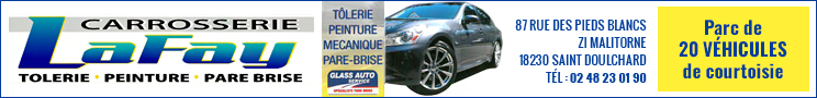 Carrosserie Lafay Bourges 2020