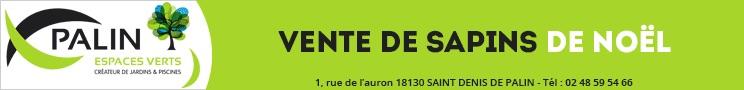 Palin Espaces Verts Bourges 2020