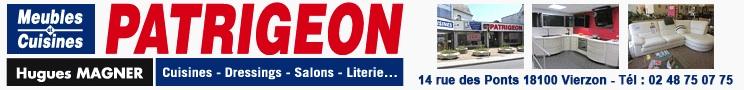 Meubles et Cuisines Patrigeon Bourges 2020