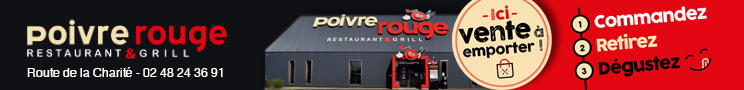 Poivre Rouge Bourges 2020