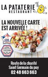 La Pataterie Bourges 2020