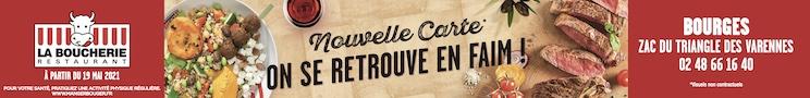 La Boucherie Restaurant Bourges 2021