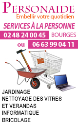 Personaide Bourges 2021