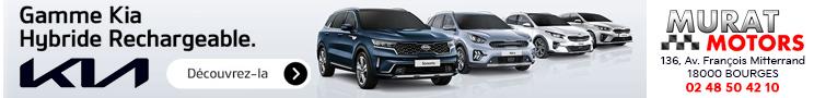 Murat Motors KIA Bourges 2021
