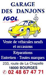 Garage des Danjons Bourges 2021