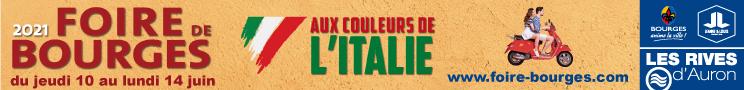Foire de Bourges 2021