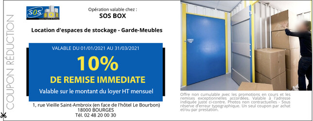 Sos Box Bourges