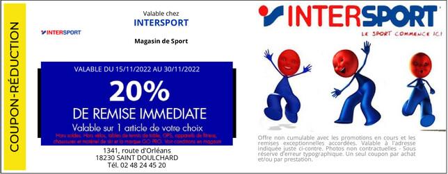 Intersport Saint Doulchard