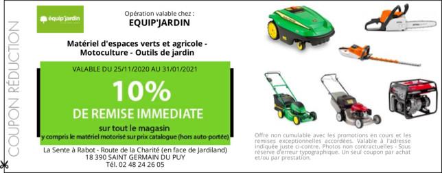 Equip\'jardin - Saint-Germain-du-Puy