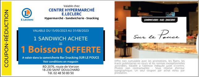 Centre Hypermarche E Leclerc Bourges