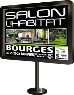 Ev nement du week end le salon de l 39 habitat bourges for Salon de bourges