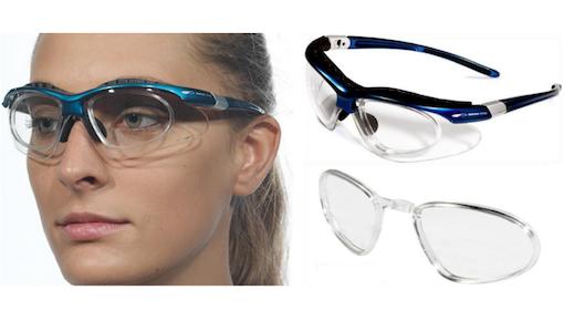 9d134f4905dea 1 Paire de lunettes de protection adaptables à la vue - Vente privée  Bourges - Infoptimum - ref 2752