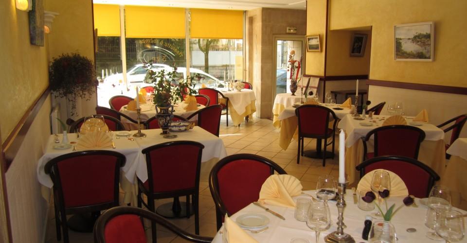 Restaurant Boulevard De La Bourgogne Strasbourg